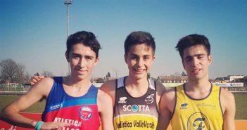 Atletica, la Fratellanza apre il 2020 con un terzo posto al Campaccio per Pasquinucci