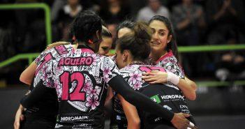 Volley, A2/F: l'Exacer Montale chiude la Regular Season in Calabria