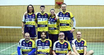 Modena Volley - Ivo Parmiggiani, capitano di Modena Sitting Volley: