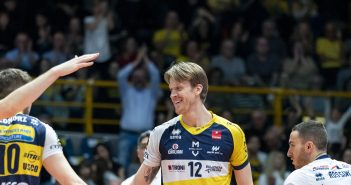 Modena Volley, il saluto di Maxwell Holt: