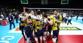 Modena Volley - Resto del Carlino: Zaytsev troppo solo, Perugia a caccia del tris