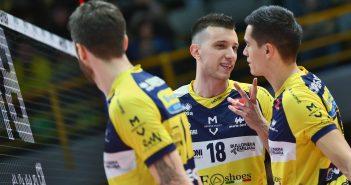 """Modena Volley - Resto del Carlino, Mazzone: """"Perugia non ci spaventa, proviamoci"""""""