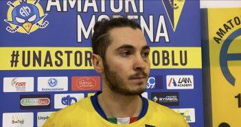 """Hockey - Symbol Amatori Modena 1945, Filippo De Tommaso: """"Coppa Italia? E' un trofeo che vogliamo vincere"""""""