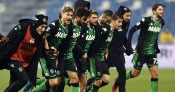 Sassuolo - Gazzetta di Modena, subito due trasferte consecutive contro Atalanta e Inter