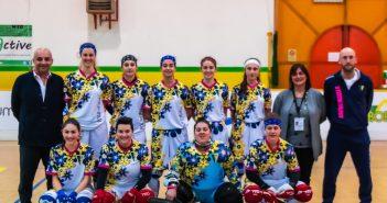 Hockey Femminile - Mumble Amatori Modena, netto successo contro Rotellistica Scandianese