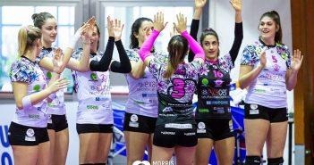 Volley, A2/F: Exacer Montale contro Montecchio a caccia del primo successo nella Poule