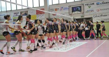 Volley, A2/F: la capolista Montecchio non fa sconti, Exacer Montale sconfitta 3-1 in casa