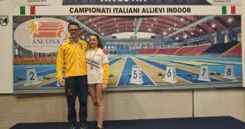 Atletica, Cassanelli porta il primo titolo tricolore 2020 alla Fratellanza