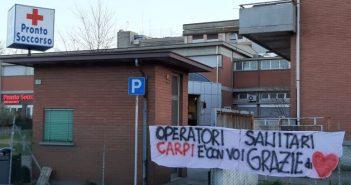 Dilettanti - United Carpi, attiva la raccolta fondi per l'ospedale Ramazzini