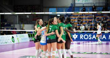 Green Warriors Sassuolo - Colpaccio delle neroverdi, superano 3-1 Vallefoglia