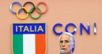 Lo sport si ferma fino al 3 aprile e il CONI richiede il decreto al Governo