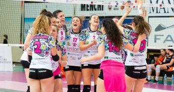 Volley, A2/F: importante trasferta in Campania per l'Exacer Montale