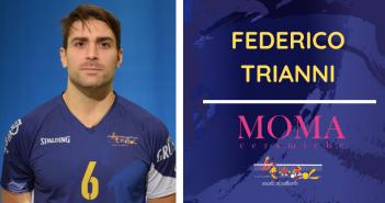 Moma Anderlini ai box, la parola a Federico Trianni