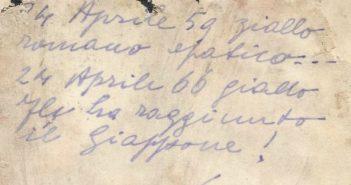 Quella dedica di Enzo Ferrari a Fiamma Breschi e il giallo Fly a lei dedicato...