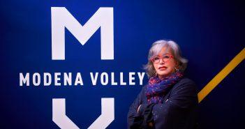 Modena Volley - Le parole di Catia Pedrini in risposta all'intervista del Presidente di Lega Volley, Massimo Righi