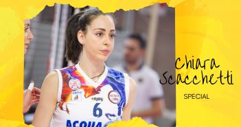 All'Anderlini Volley Camp ritorna Chiara Scacchetti