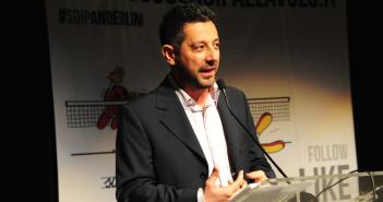 Pallavolo Anderlini, nuove sfide e responsabilità: parola al presidente Marco Neviani
