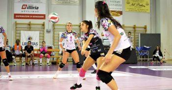 Volley, A2/F: Alessia Buffagni e Sophie Andrea Blasi protagoniste de