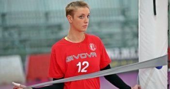 Volley, A2/F: Botarelli è il nuovo opposto dell'Exacer Montale; confermata Pincerato, Luketić ai saluti