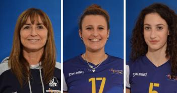 Pallavolo Anderlini, Serie B2 femminile: continuità per affrontare Under 19 e B2