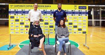Modena Volley - Gazzetta di Modena: Modena è pronta a calare il suo settebello e giocherà anche la Champions