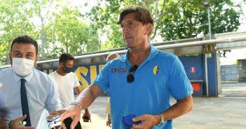 Modena FC - Gazzetta di Modena - Dopo cinque mesi di stop, i gialli tornano ad allenarsi
