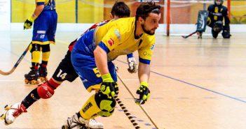 Hockey - Symbol Amatori Modena 1945, Riccardo Manai ancora in gialloblù