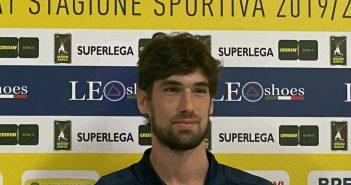 Modena Volley - Gazzetta di Modena: Leo Shoes, per rialzarti devi ritrovare il vero Vettori