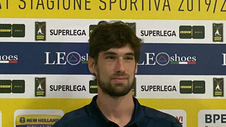 Modena Volley - Gazzetta di Modena, Vettori ha le idee chiare: