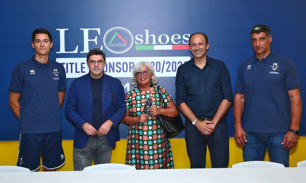 Modena Volley, Leo Shoes confermato title sponsor 2020/21