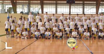Anderlini Volley Camp, un'altra grande estate di pallavolo
