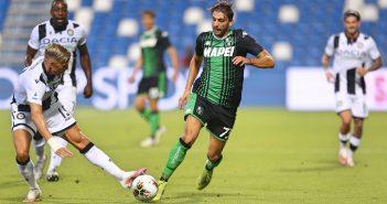 Sassuolo-Udinese 0-1, i neroverdi concludono la stagione all'ottavo posto in classifica