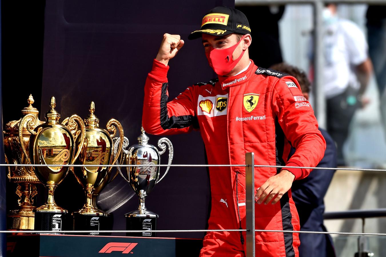 Formula 1 - Gran Premio di Gran Bretagna: Ferrari a podio con Leclerc
