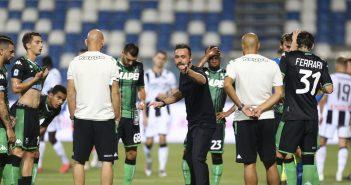 Sassuolo - Gazzetta di Modena - I neroverdi salutano con una sconfitta, ma chiudono all'ottavo posto