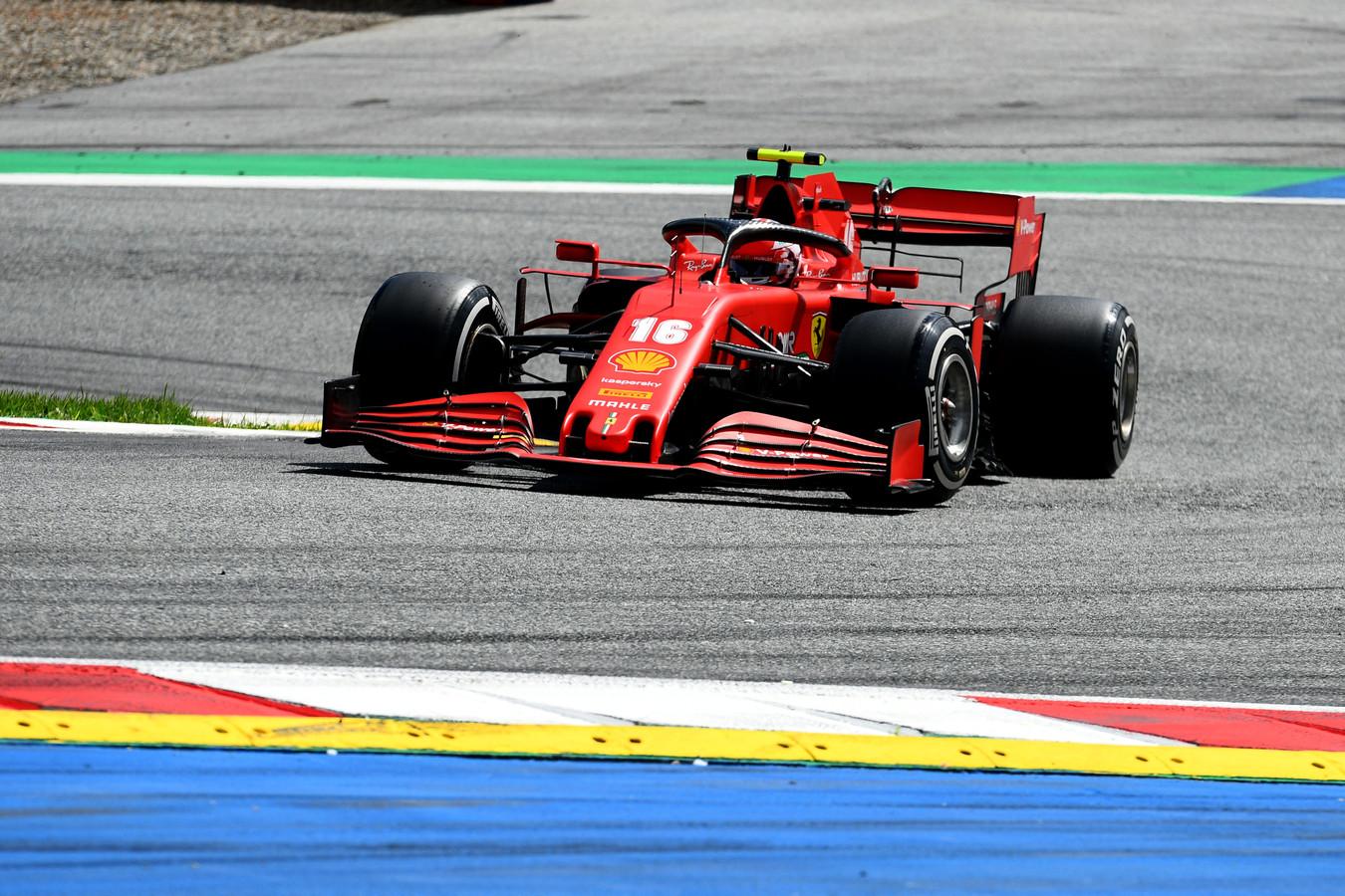 Formula 1 - Gran Premio di Stiria: disastro Ferrari