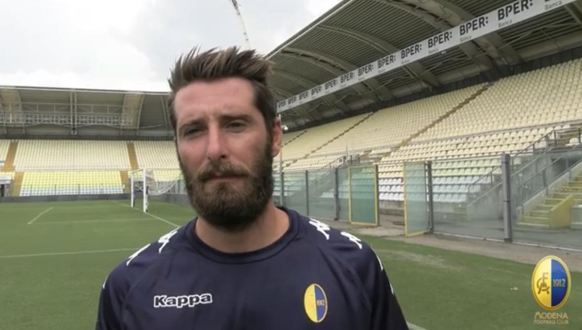 Modena Fc, intervista Antonio Pergreffi