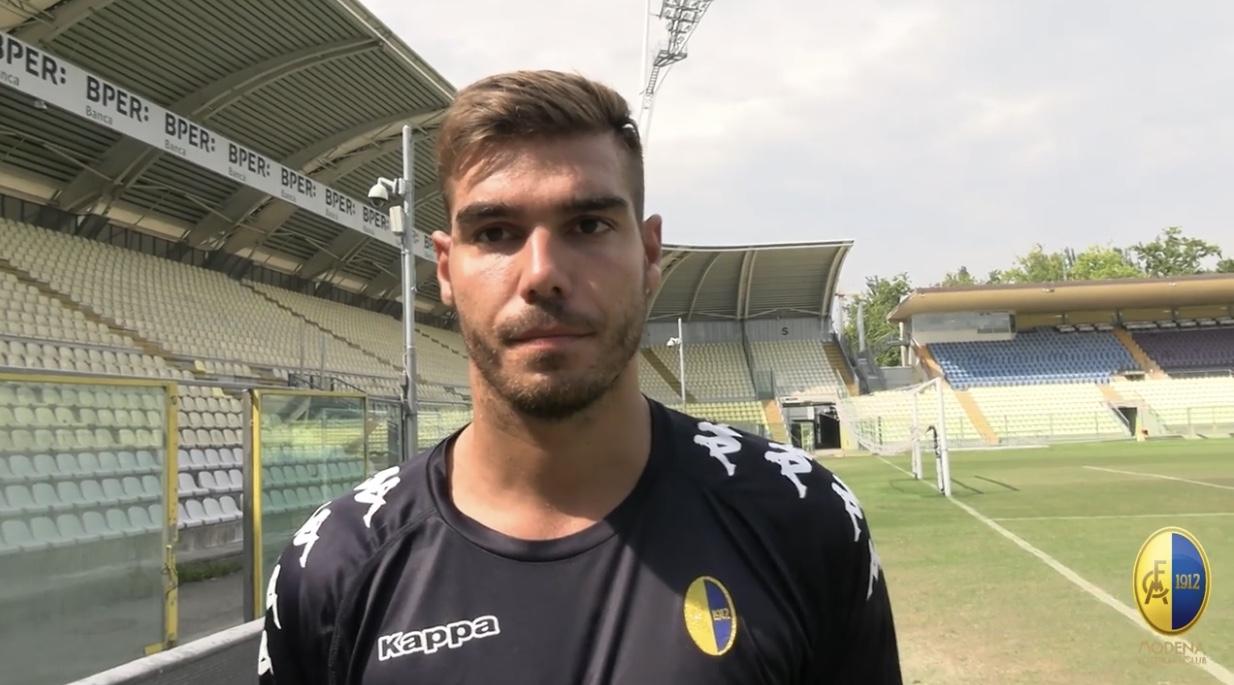 Modena Fc, intervista Giovanni Zaro