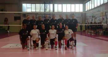 Volley, A2/F: finisce 2-2 il primo allenamento congiunto della stagione tra Montale e Sassuolo