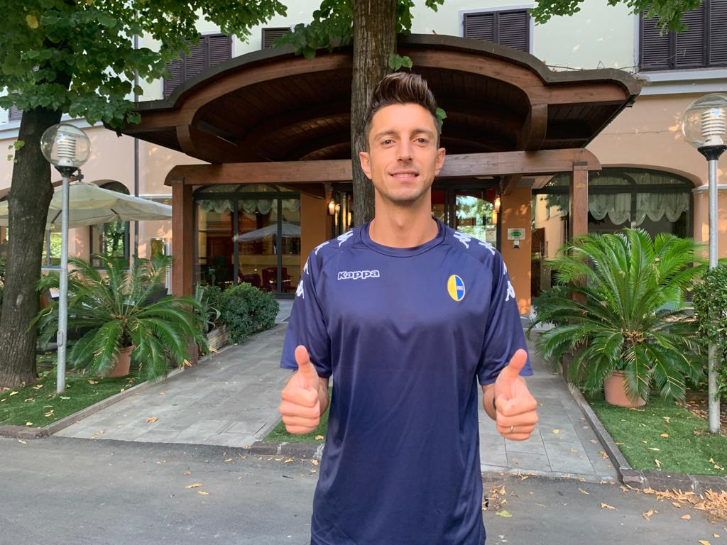 Modena Fc, intervista Luca Castiglia
