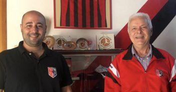 Dilettanti - Villa d'Oro, Raffaello Vernacchia nello staff della prima squadra e allenatore della Juniores