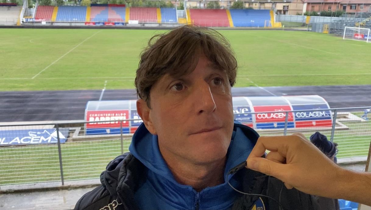 Gubbio-Modena 0-2, le dichiarazioni di mister Mignani