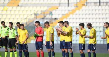 Modena FC - Resto del Carlino - Oggi test con il Venezia per misurarsi