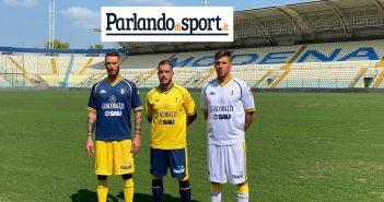 Modena Fc, i numeri di maglia per la stagione sportiva 2020/21