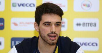 Modena Volley - Infortunio per Daniele Lavia