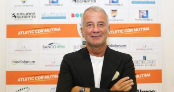Dilettanti - Atletic Cdr Mutina, mister Cantaroni: