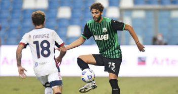 Sassuolo-Cagliari 1-1, Bourabia risponde a Simeone