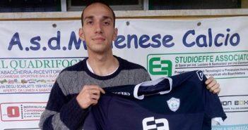 Dilettanti - Modenese, confermato il difensore Luca Lusvarghi. L'attaccante Sultafa allo Spilamberto