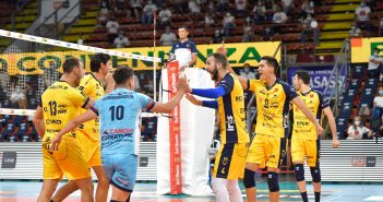 Modena Volley - Resto del Carlino: la Leo Shoes, forse, domani torna in campo