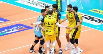 Modena Volley - Gazzetta di Modena: la Leo Shoes vince un derby a senso unico
