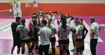 Volley, A2/F: l'Exacer Montale si arrende 3-1 a Pinerolo